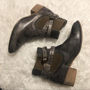 MAURICES RUSTIC BOOTIES